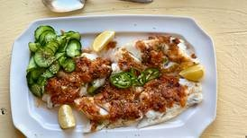 Pair that fresh Alaska cod with big, bold flavors