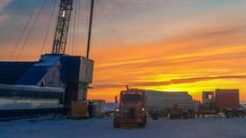 UK explorer says it's made a billion-barrel oil discovery along the Dalton Highway in Arctic Alaska