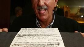 Beatles' lyrics headed for British Library