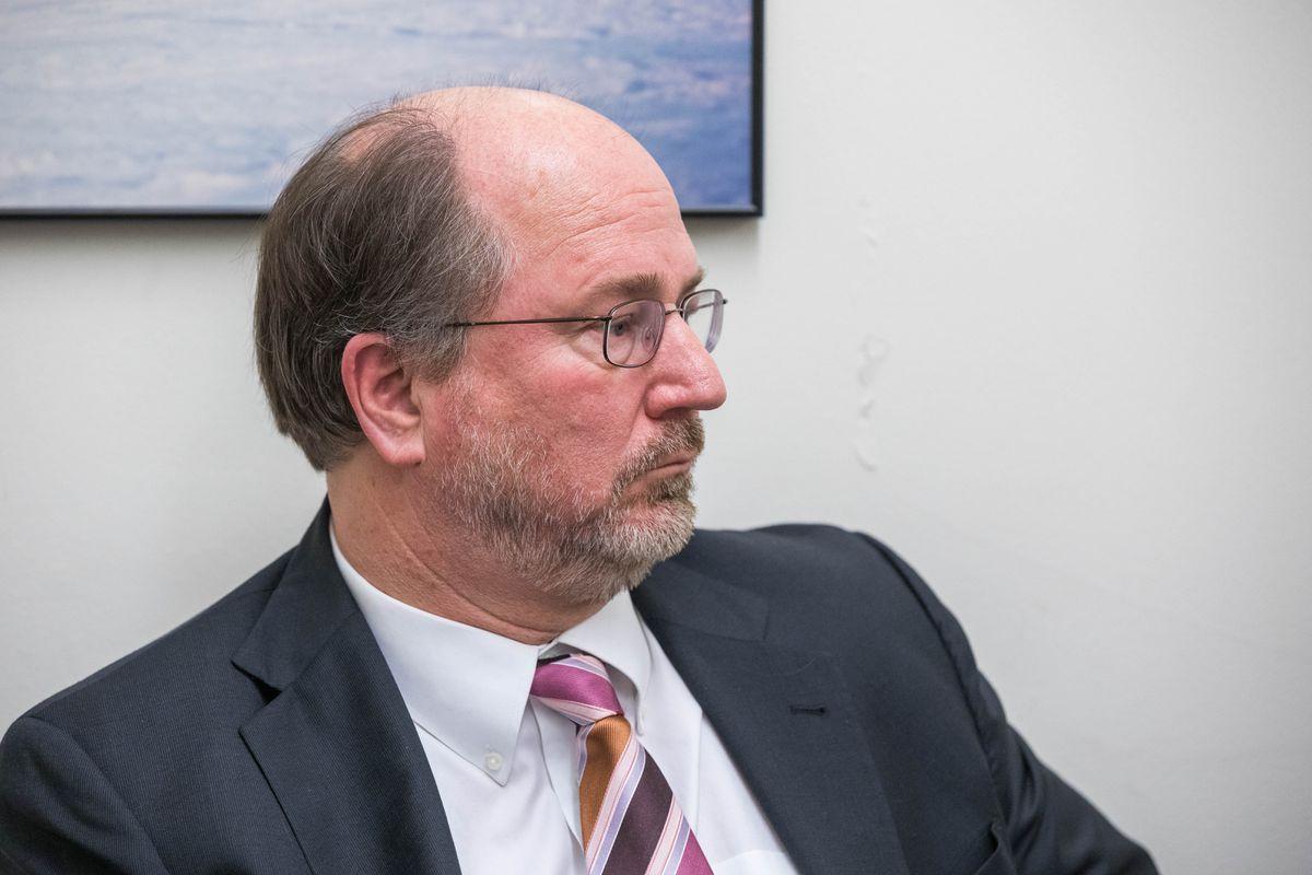 Attorney General Kevin Clarkson. (Loren Holmes / ADN archive 2019)