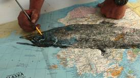 When you really want your fish to make a big impression, try the art of gyotaku