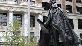 Let's provide context, not remove statues