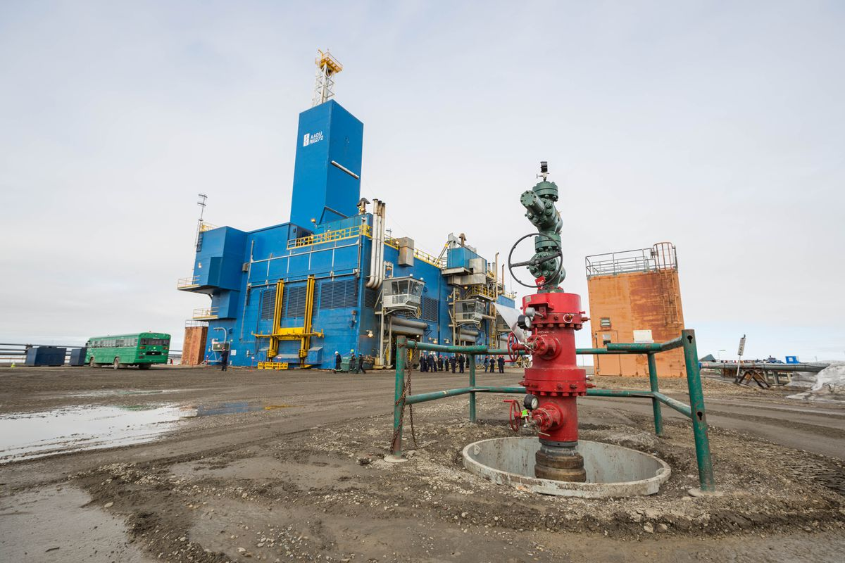 Hilcorp and fellow Prudhoe Bay owners ExxonMobil, ConocoPhillips and Chevron have agreed to restart drilling after more than a yearlong pause in response to the COVID-19 pandemic. (Loren Holmes / ADN archive)