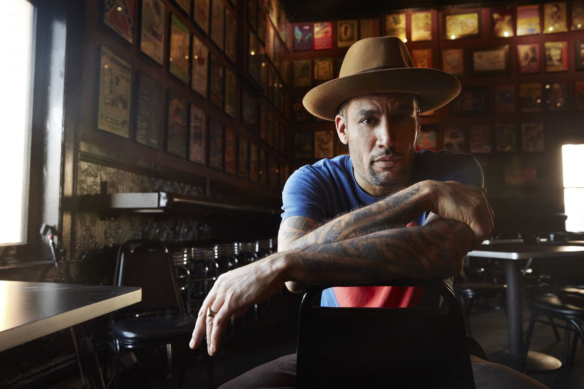 Ben Harper is slated to perform at Moose's Tooth on Monday, July 24. (Photo by Danny Clinch)
