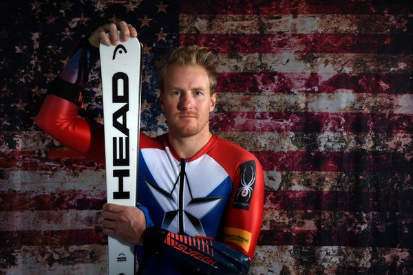 Alpine Skier Ted Ligety is one of several U.S. Olympians who has come up short at the Pyeongchang Winter Games. MUST CREDIT: Washington Post photo by Toni L. Sandys