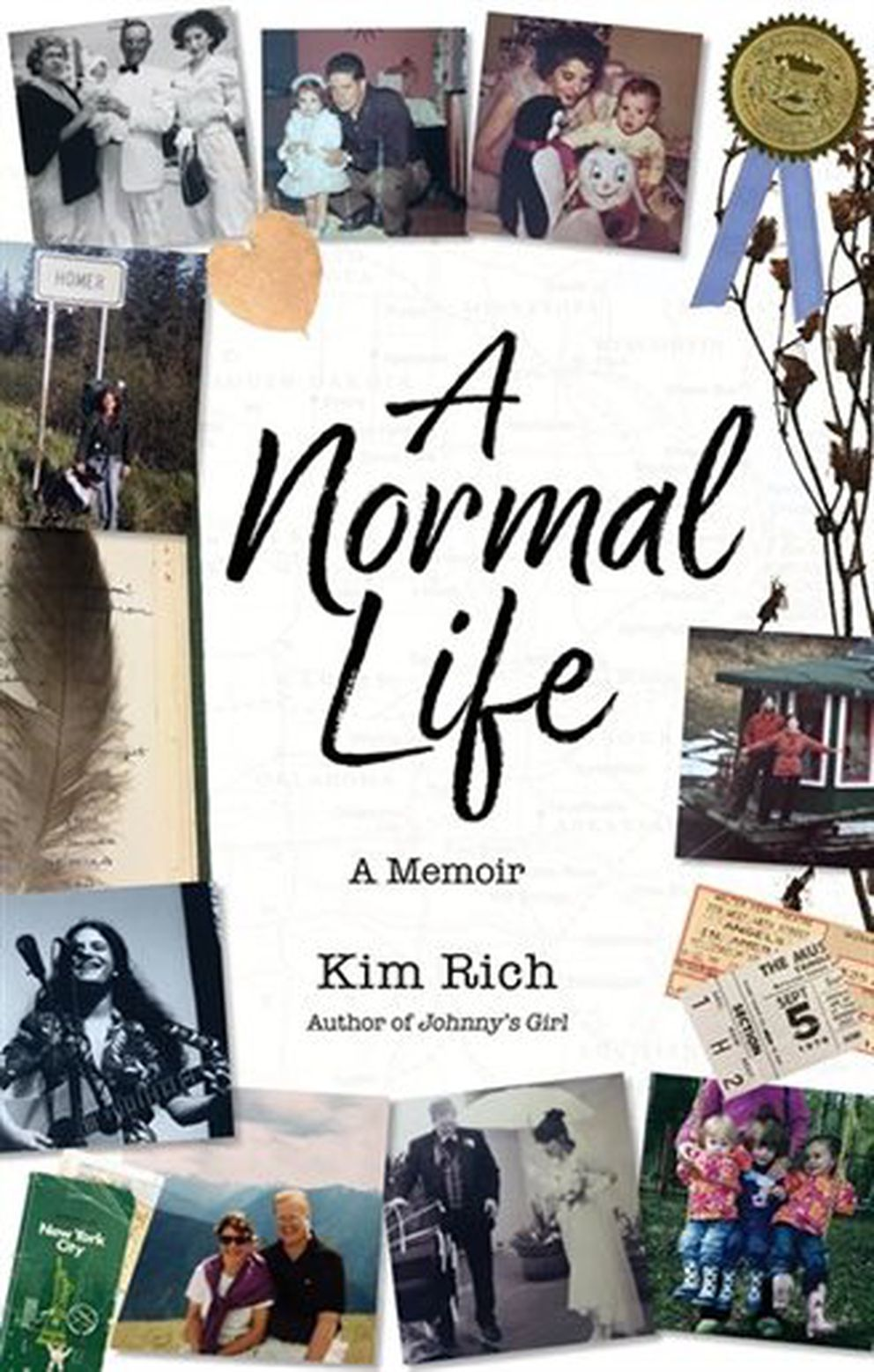"""A Normal Life,"" by Kim Rich"