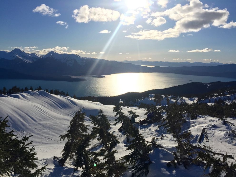 A standard saying is if you can ski Eaglecrest, you can ski anywhere, writes Katie Bausler. (Courtesy the author)
