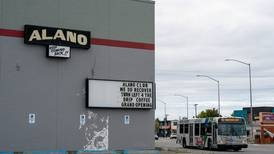 Behind the Anchorage Alano Club building, a long history of doomed Spenard bars