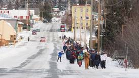 Finding comfort in community in Haines