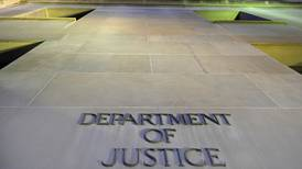 Justice Department says it'll no longer seize reporters' records