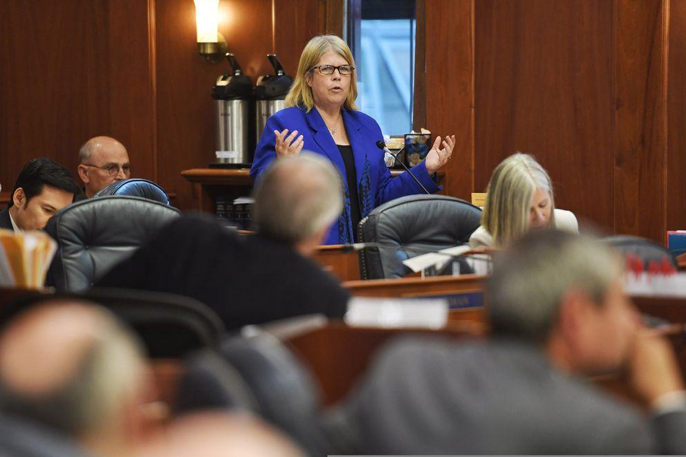 The latest: With 22 lawmakers absent, Alaska Legislature
