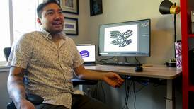 Alaska Tlingit artist's 'Raven Story' stamp is released by Postal Service