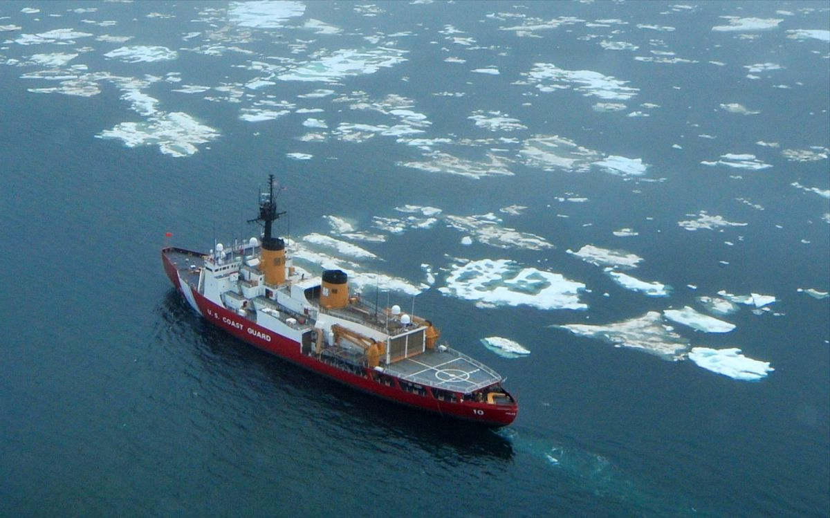 1c64c87dae Congress OKs money to build an Arctic icebreaker and more Coast Guard  cutters for Alaska