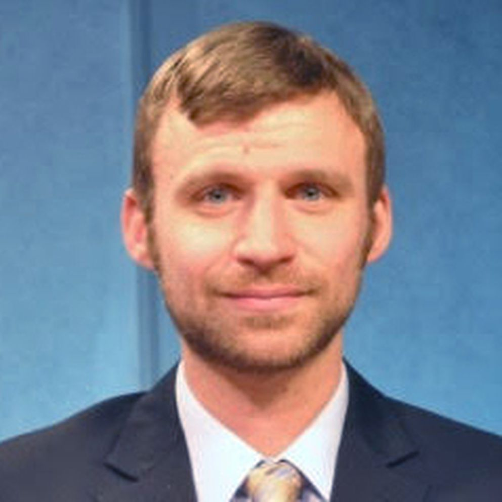 Dustin Darden is a candidate for Anchorage Assembly. (Photo provided by Dustin Darden)