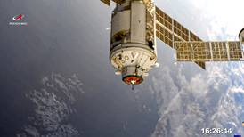 International Space Station briefly knocked out of position by new Russian science lab