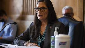 Interior secretary nominee Deb Haaland tells Senate hearing she'll balance energy and climate concerns
