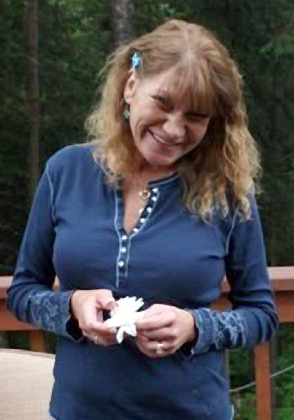 Angela Dixiano in 2009 (Photo by Whitney Dixiano)