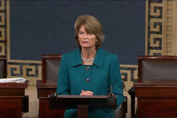 U.S. Senator Lisa Murkowski tonight spoke on the Senate floor on her decision to oppose the nomination of Judge Brett Kavanaugh to serve on the United States Supreme Court.