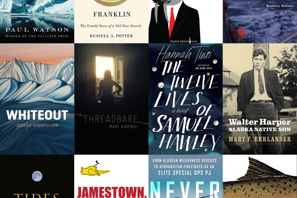Some 2017 favorites from Anchorage Daily News book reviewers David James and Nancy Lord