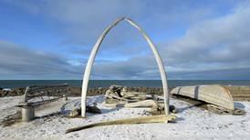 Above-freezing temperatures smash record in Utqiagvik