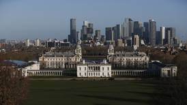 Is a moment from the prime meridian a portent for America's future?