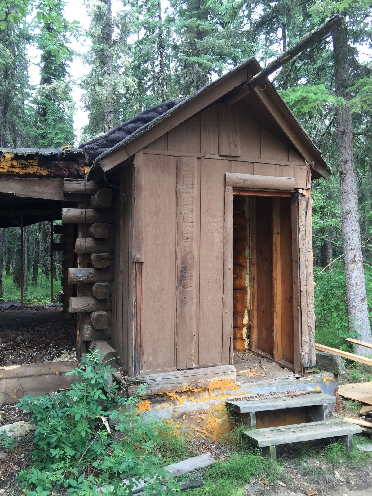 In Fairbanks 39 Tiny Houses 39 Are Nothing New Anchorage