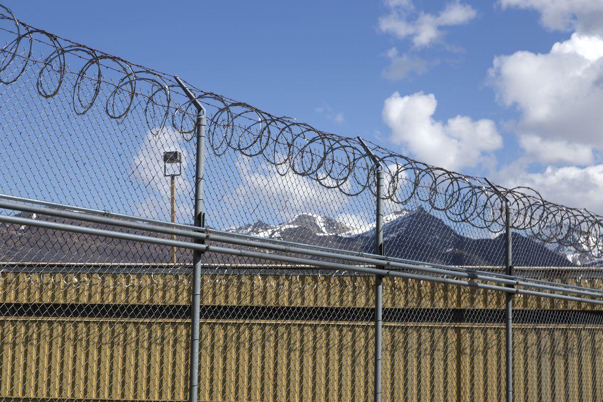 Hiland Mountain Correctional Center in Eagle River (Rugile Kaladyte / ADN archive)