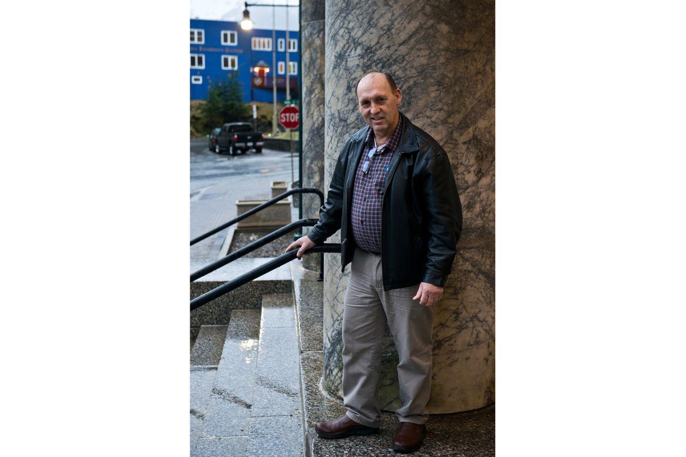 Rep. Gary Knopp, R-Kenai. (Marc Lester / Alaska Dispatch News)