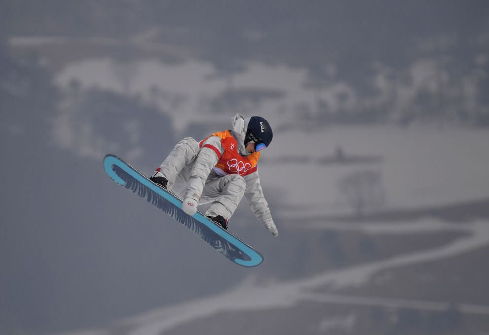 Ryan Stassel struggled in slopestyle but gets another chance in big air. ( Jack Gruber-USA TODAY Sports)