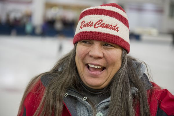 Sally Messing, Keegan's mother, was born in Canada, which gives her son dual U.S.-Canadian citizenship. (Marc Lester / ADN)