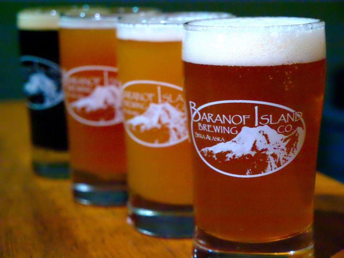 Baranof Island Brewing Co. is crowdfunding shares of stock. (Baranof Island Brewing Co.)