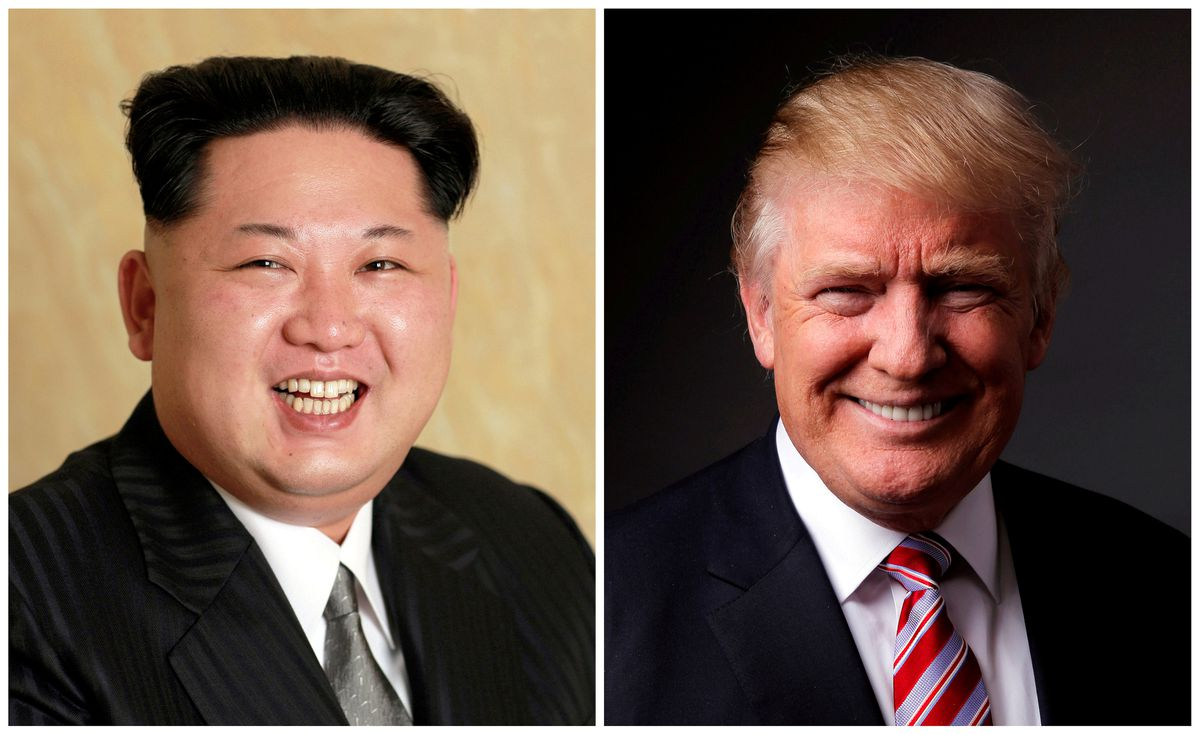 Trump accepts kim jong uns invitation to meet over north koreas trump accepts kim jong uns invitation to meet over north koreas nuclear program anchorage daily news stopboris Gallery