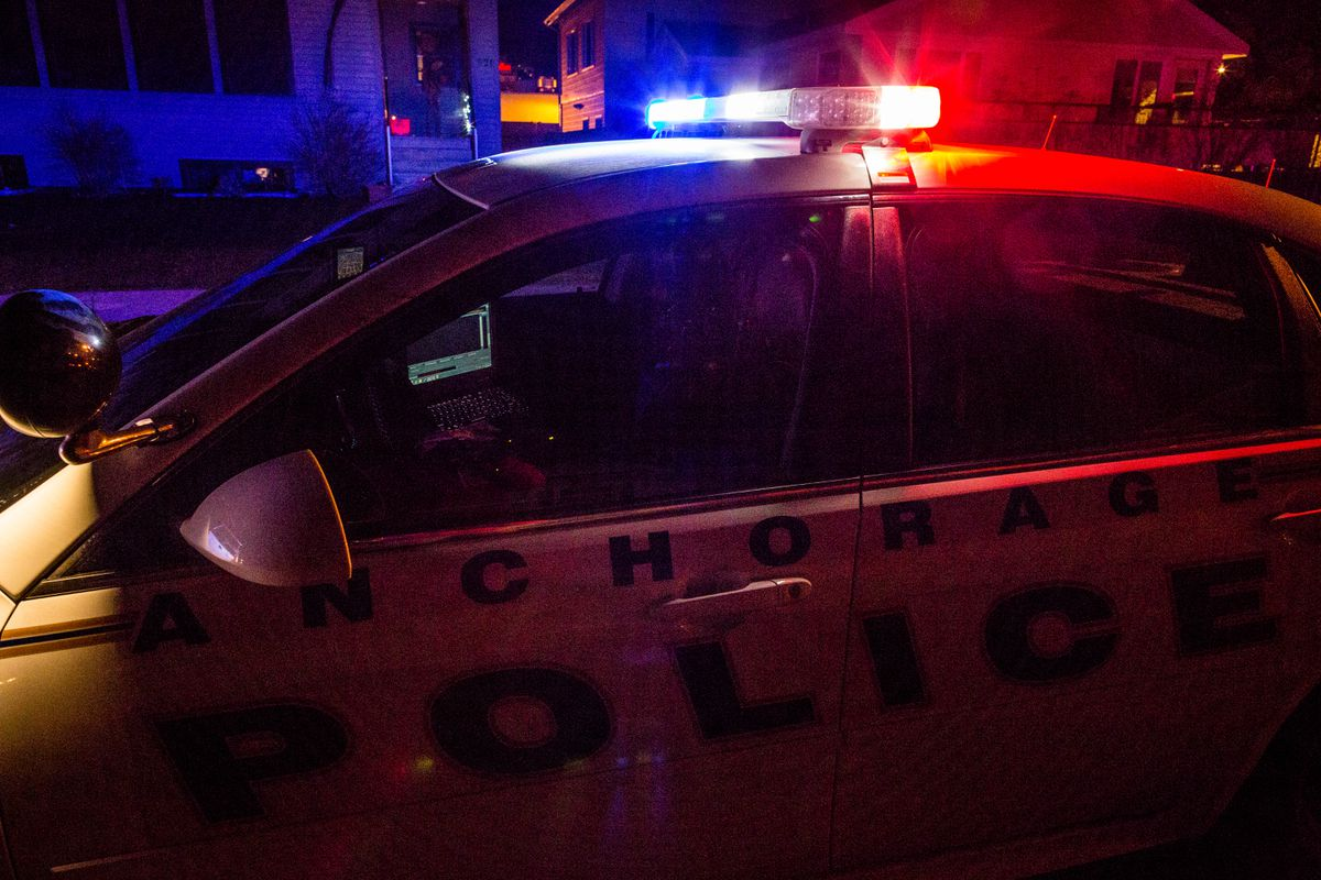 Anchorage police officer arrested on DUI charge