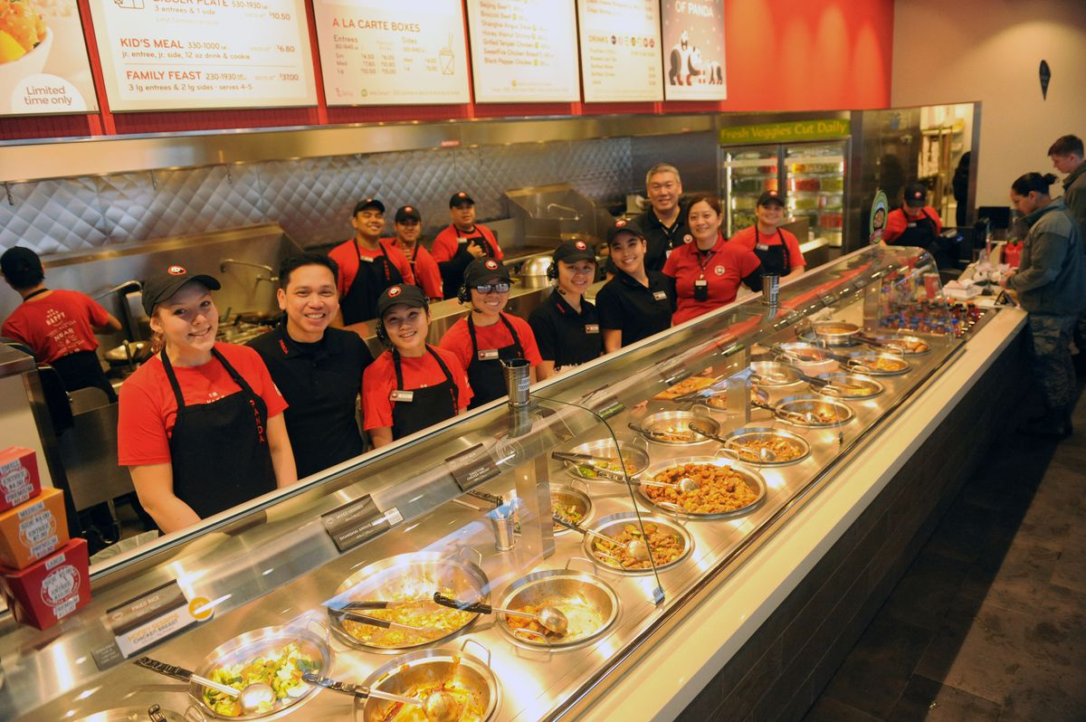 Alaska gets its first Panda Express, with 9 more locations in the ...