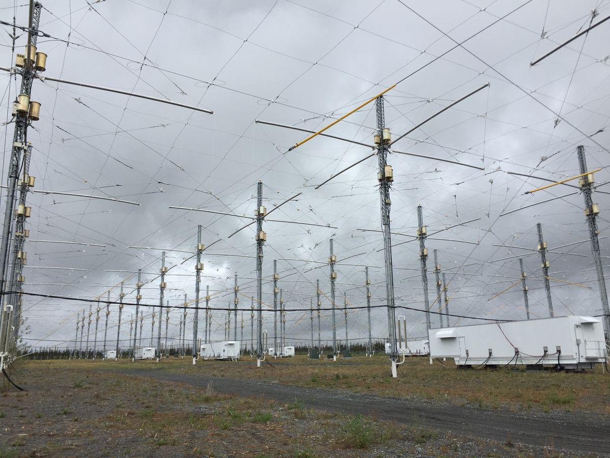 Georgia men plotted attack on Alaska aurora research facility to ...