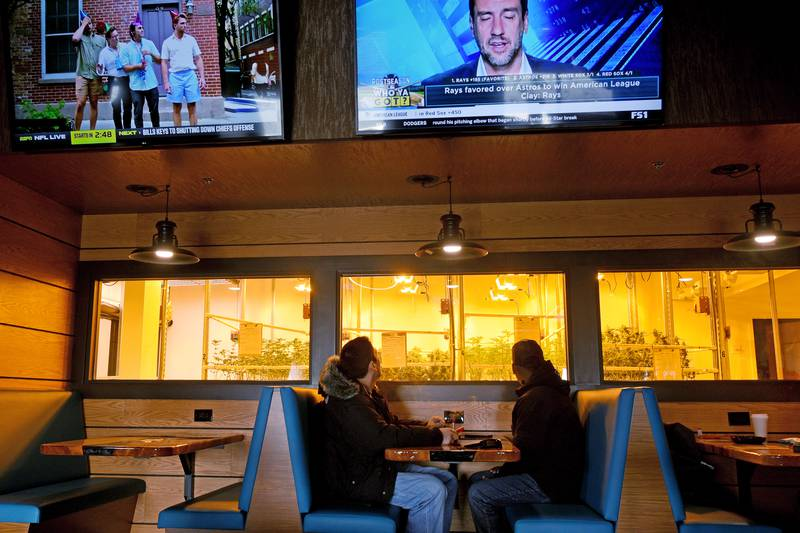 What happened to the promise of pot cafes in Alaska?
