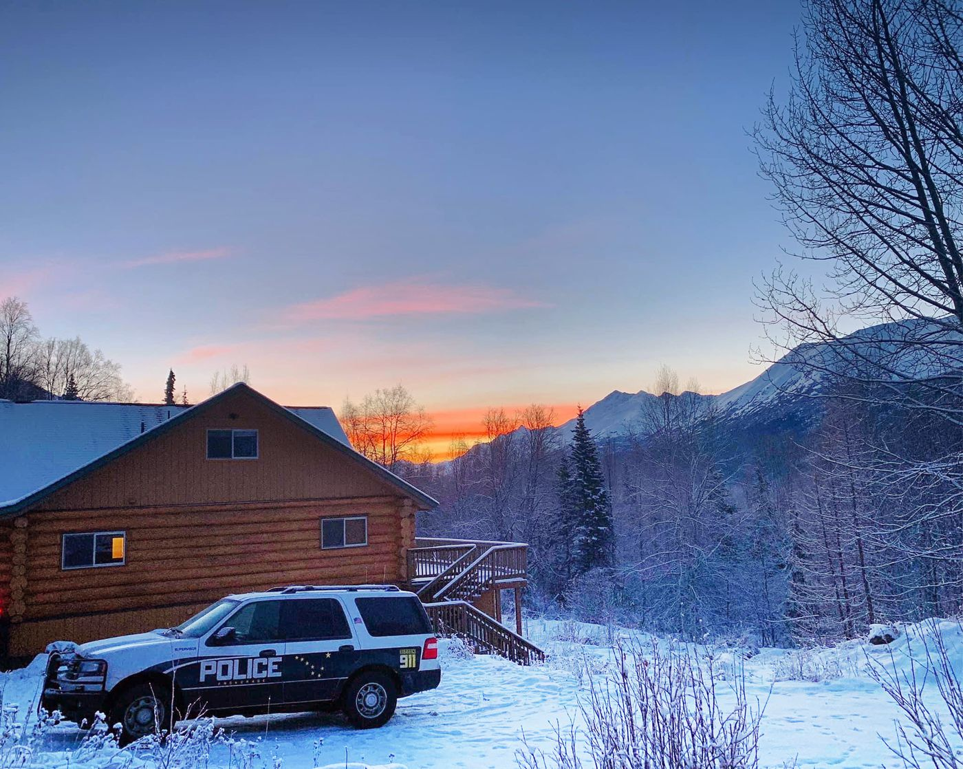 Credit for Title & Above Photo: Anchorage Police Department