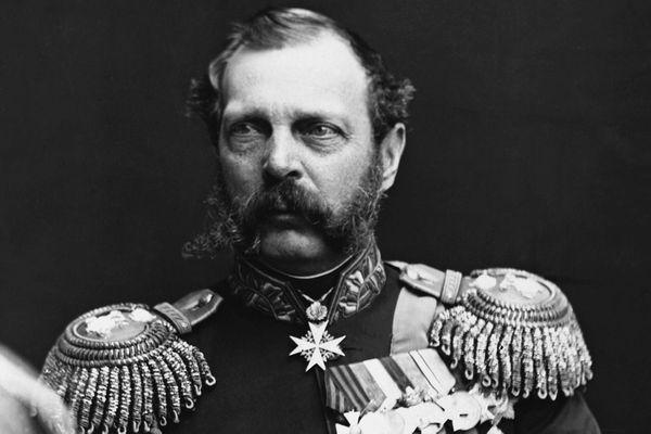 Alexander II in 1878
