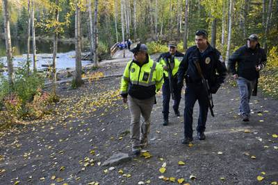 After river otter attacks in Anchorage, Fish and Game is hunting for culprits