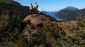 Sharing the wild: Cutting a new trail to a lonely destination on Kachemak Bay