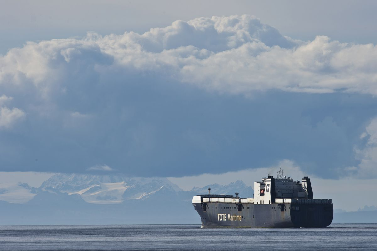 Dunleavy veto takes a chunk out of funding for Alaska marine vessel tracking
