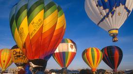 Curious Alaska: What happened to hot air ballooning in Anchorage?