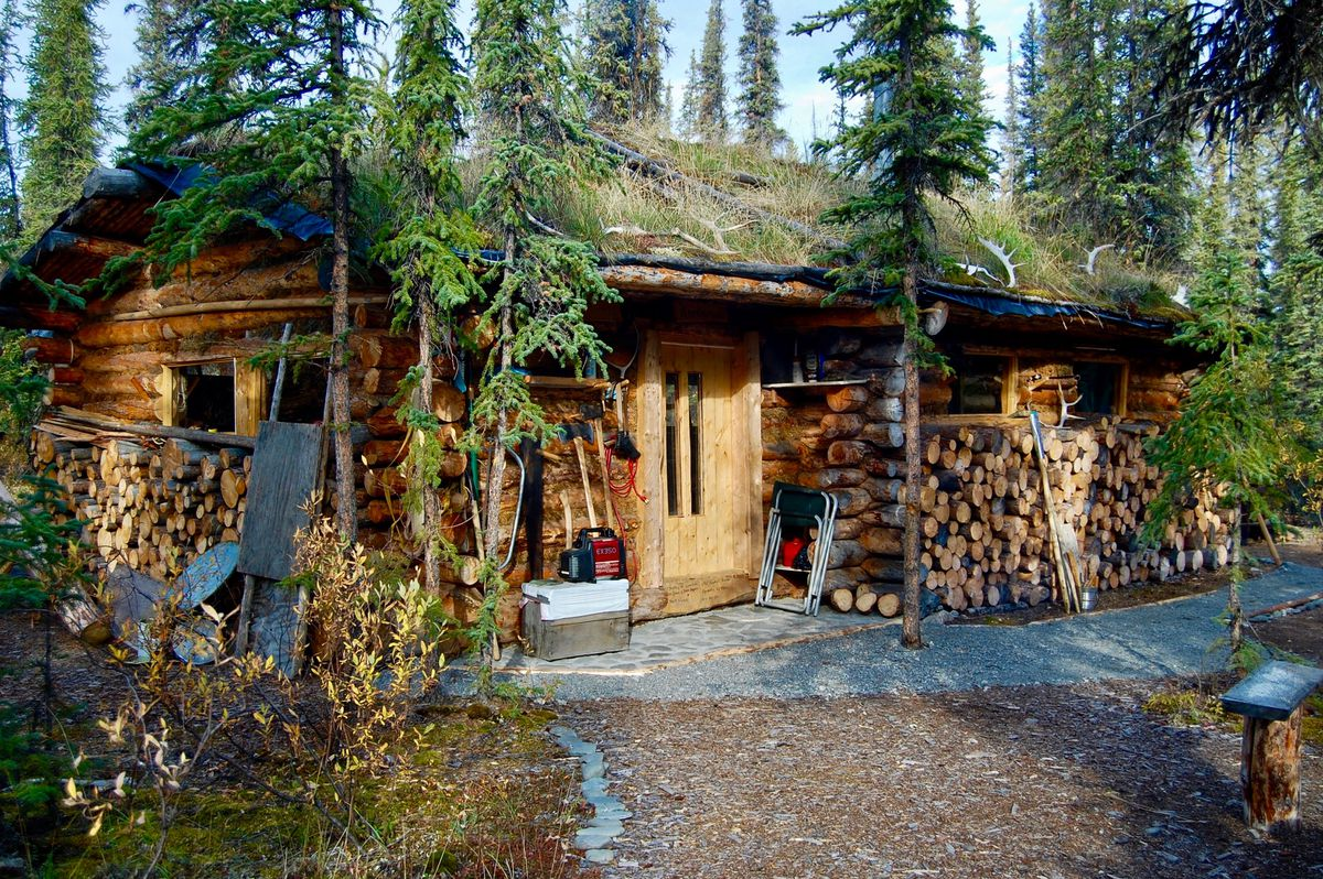 Jean Aspen and Tom Irons' family cabin,