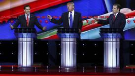 Trump, Rubio brawling for GOP's future