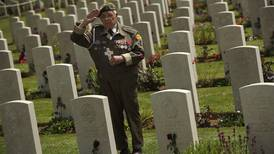 D-Day 75: Nations honor surviving veterans and memory of fallen troops in ceremony above Normandy beaches