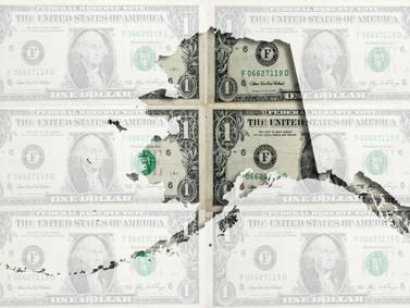 Alaska Gov. Mike Dunleavy signs legislation to pay $1,100 PFD