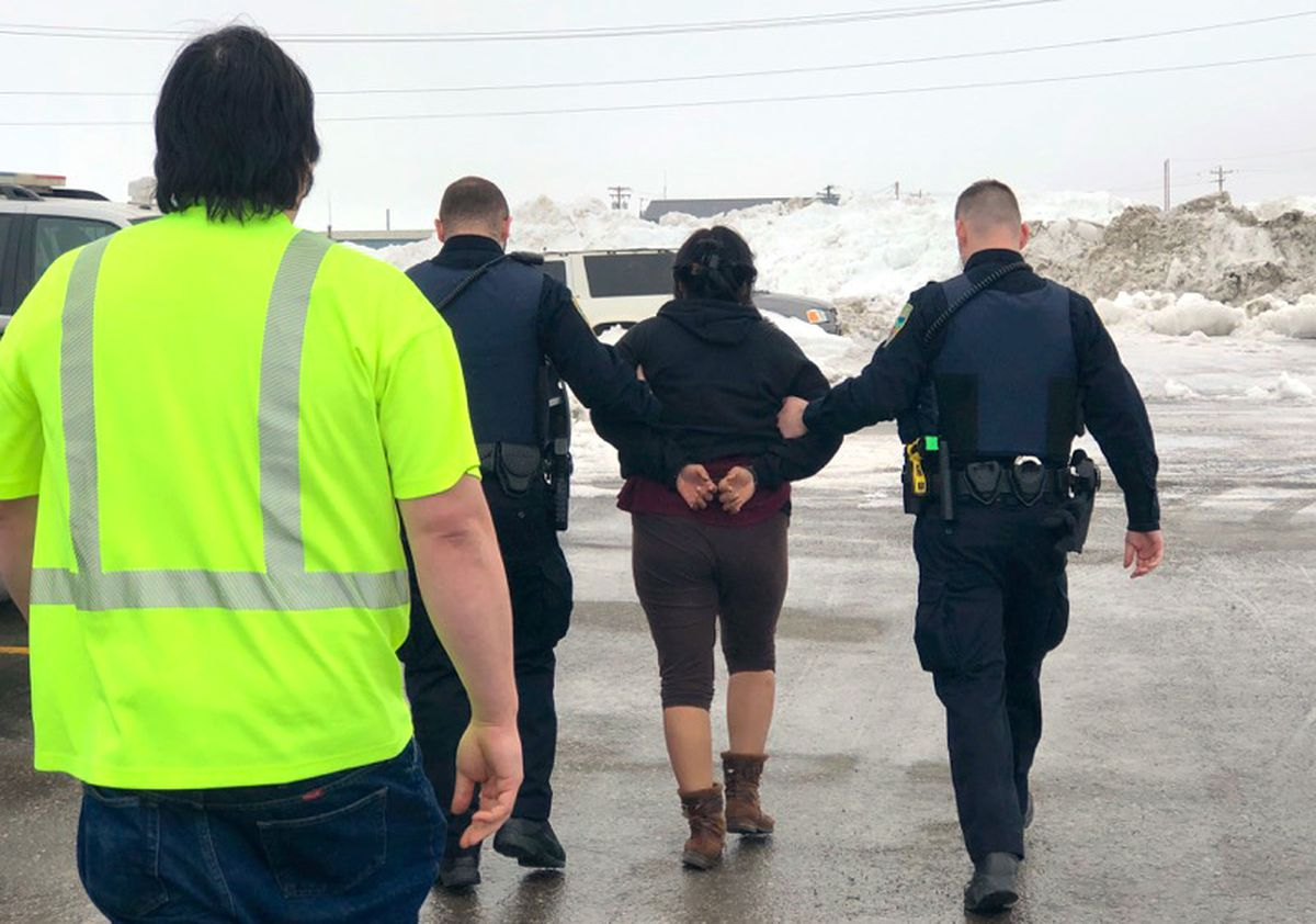 What I saw of the governor's visit to Nome outraged me  - Anchorage