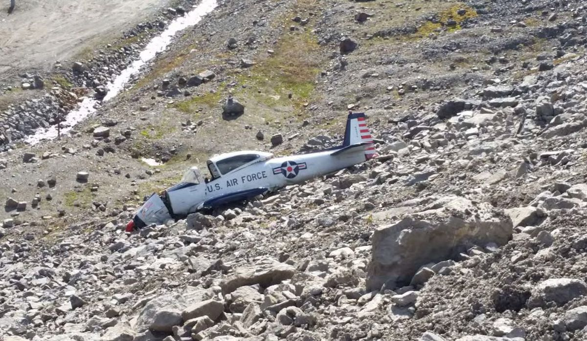 Pilot Forest Kirst was likely to blame for the airplane crash at Atigun Pass in August of 2014, according to the NTSB report. (Photo provided by FAA)