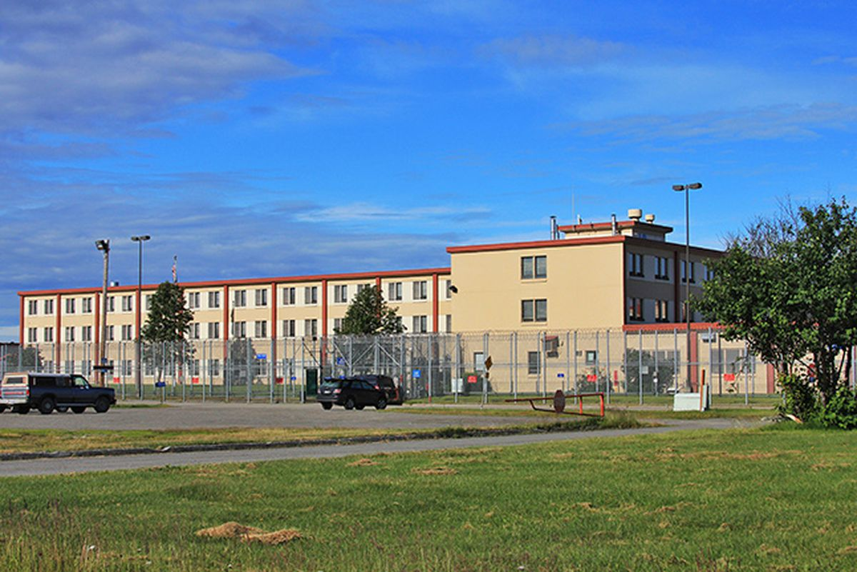 The Wildwood Correctional Complex in Kenai, seen in a file photo. (From Alaska DOC)