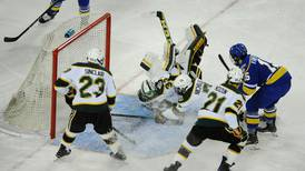 UAF swarms past UAA 7-2 in Governor's Cup hockey game